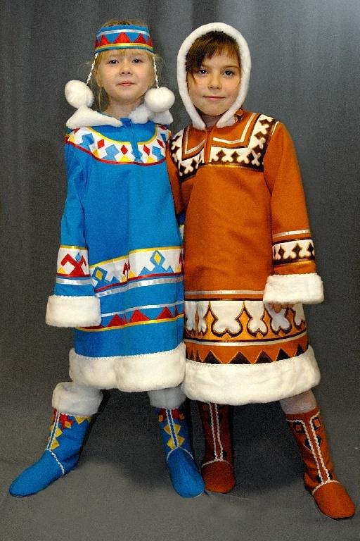 Национальные костюм своими руками