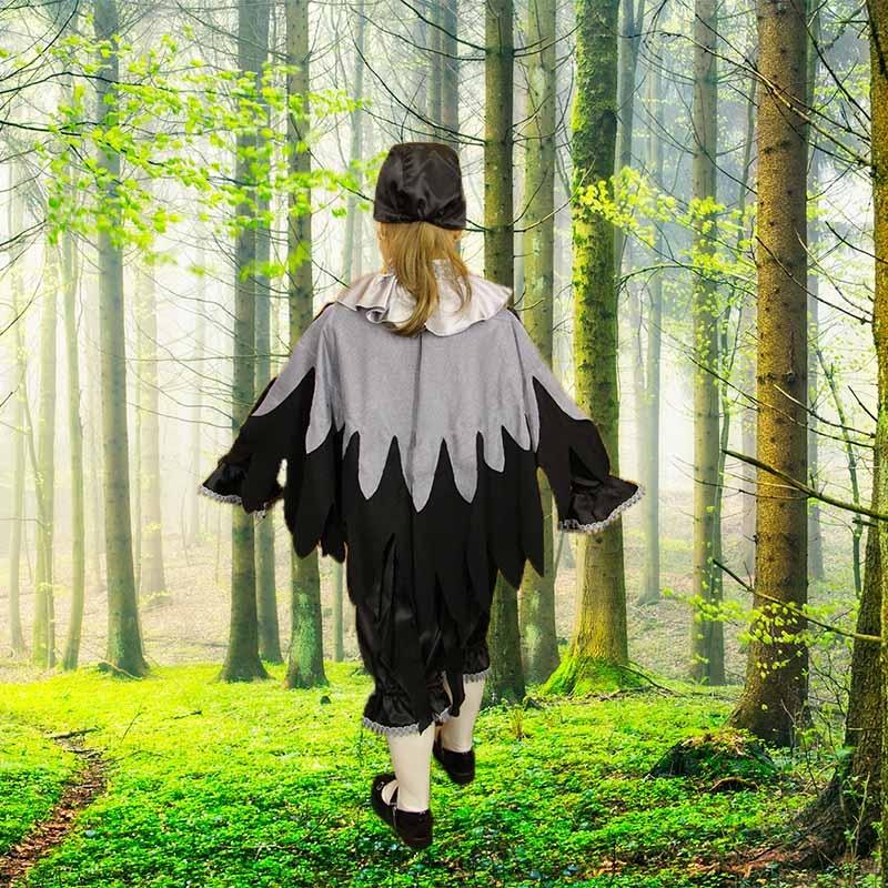 Фото костюма вороны своими руками 1000